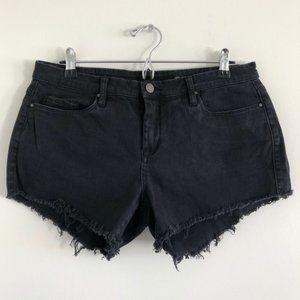 Revolve Blank NYC Little Queenie Cut Off Shorts 30